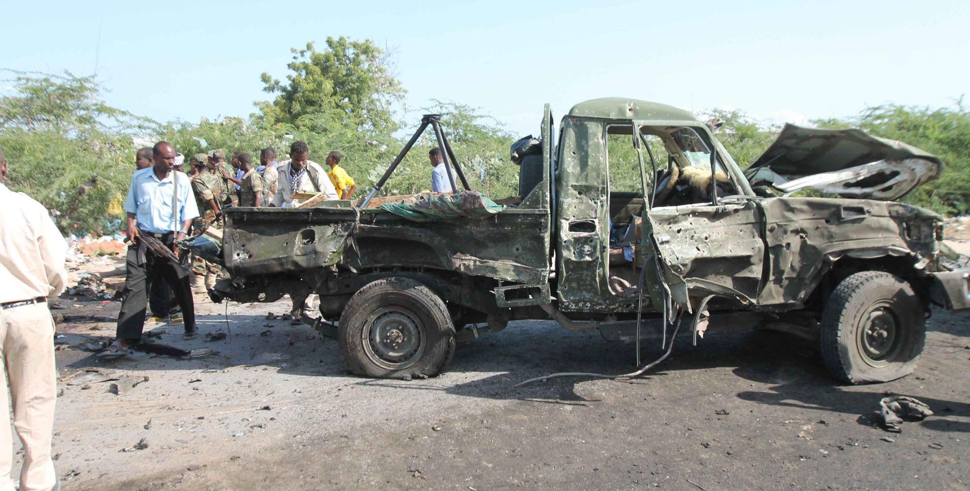 U samoubilačkom napadu ubijen visoki somalski vojni dužnosnik