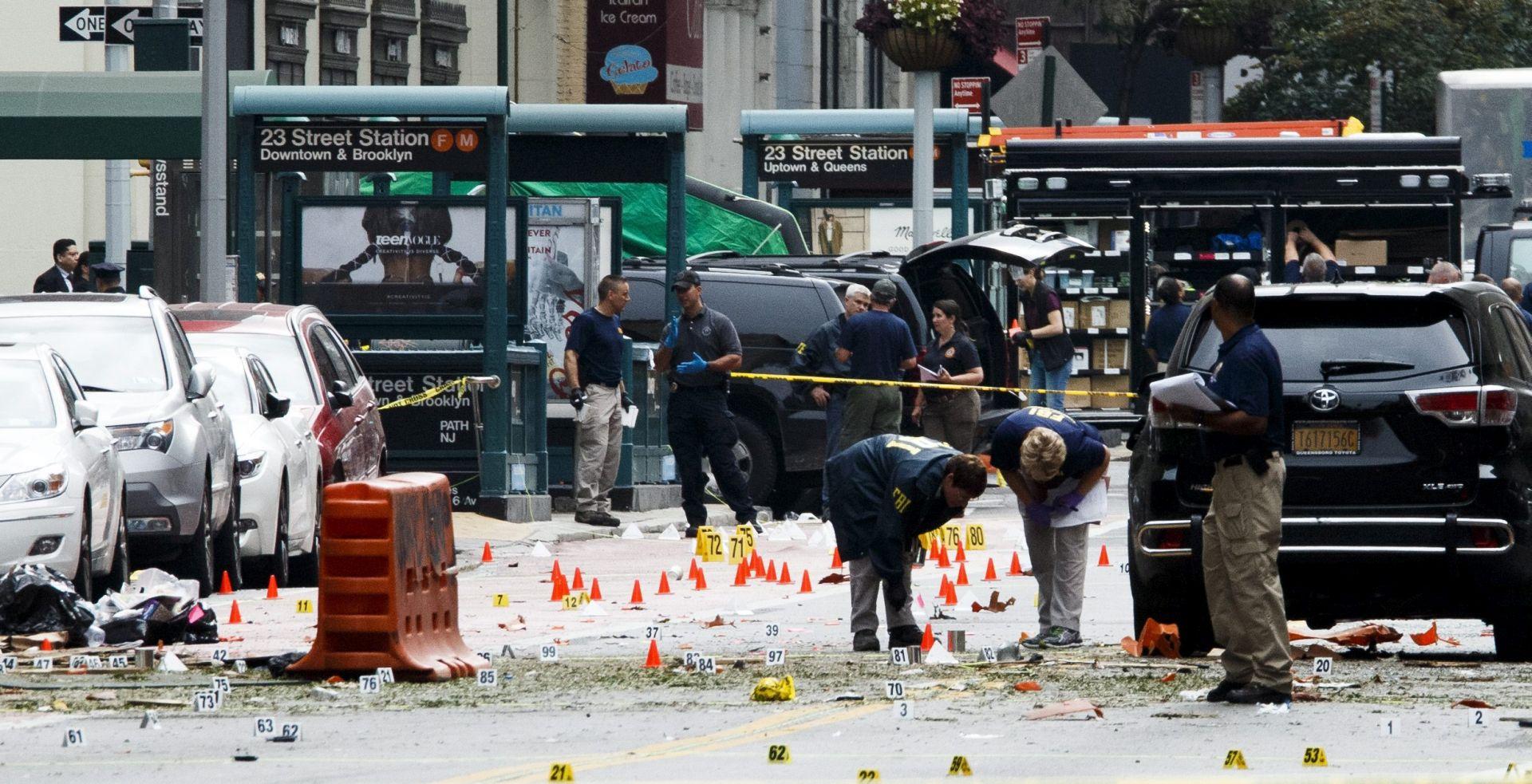 FOTO: Njujorška policija traži 28-godišnjaka povezanog s eksplozijom