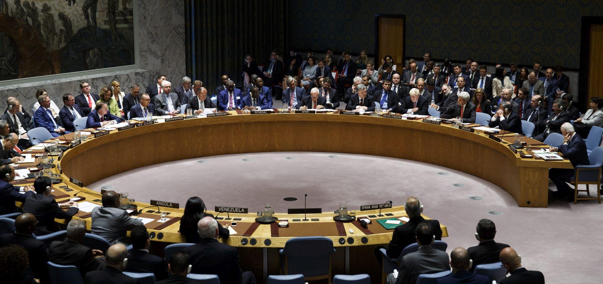 Žestoke rasprave u Vijeću sigurnosti dok u Siriji bijesne sukobi