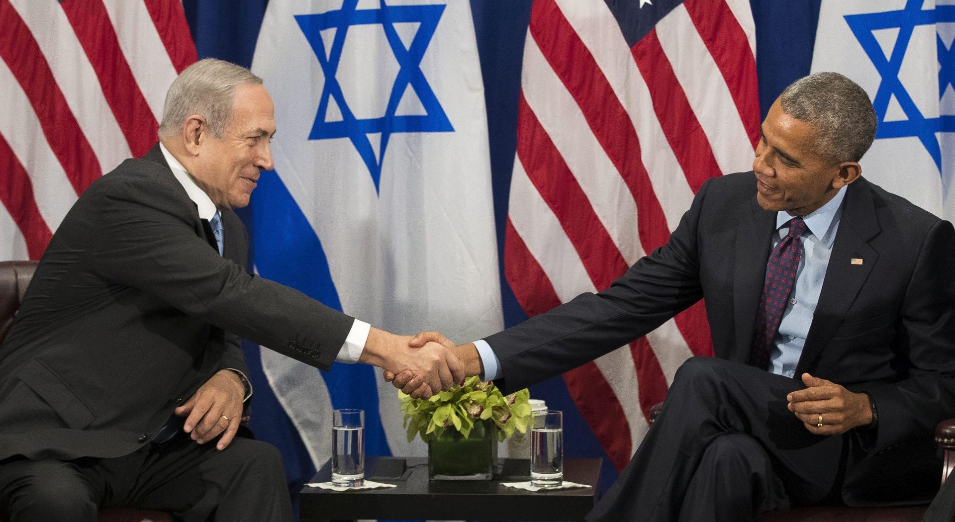 Krize između Izraela i Sjedinjenih Država