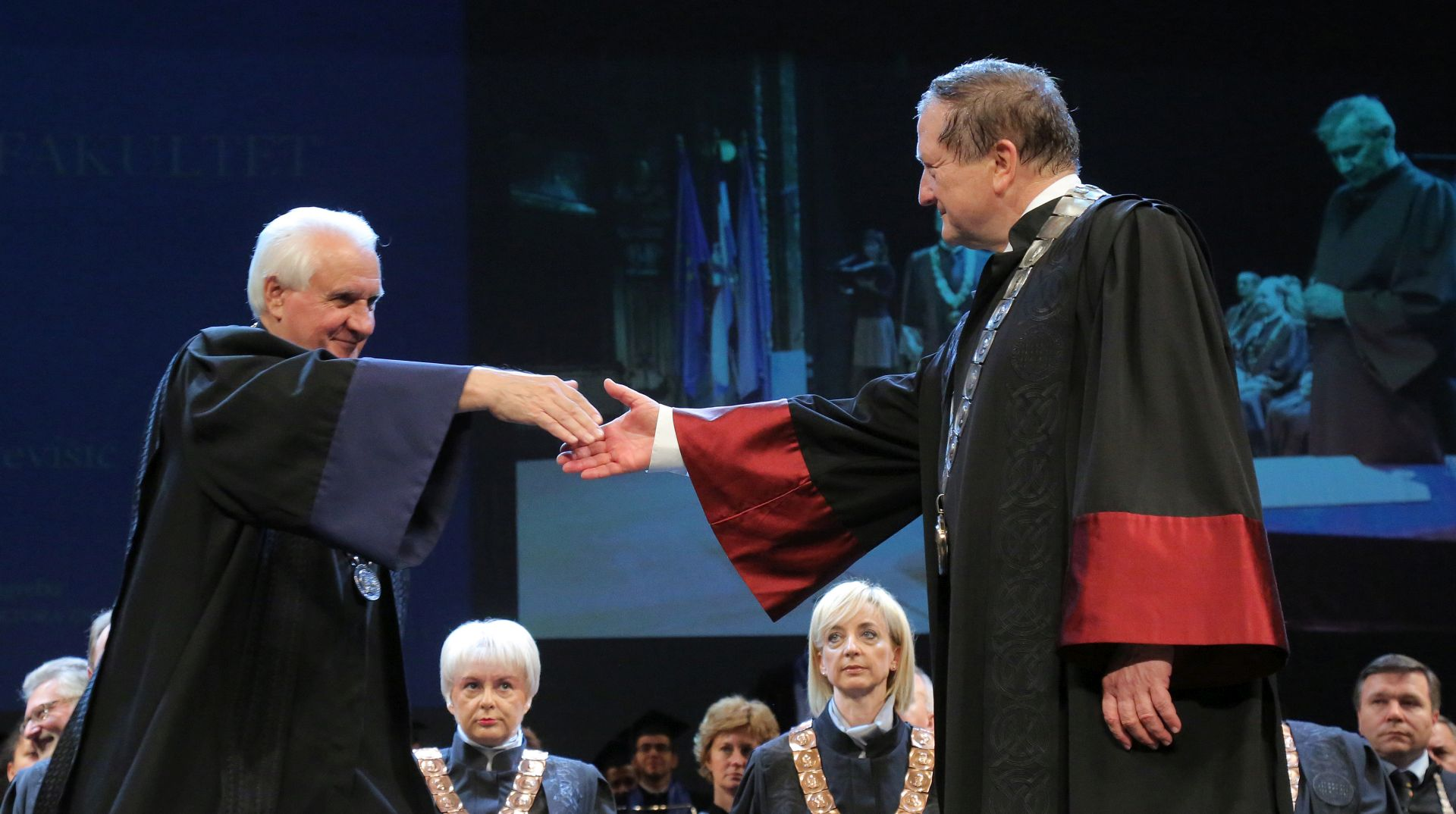 Odlukom o umirovljenju Ministarstvo stavilo točku na Previšićevu dekansku karijeru