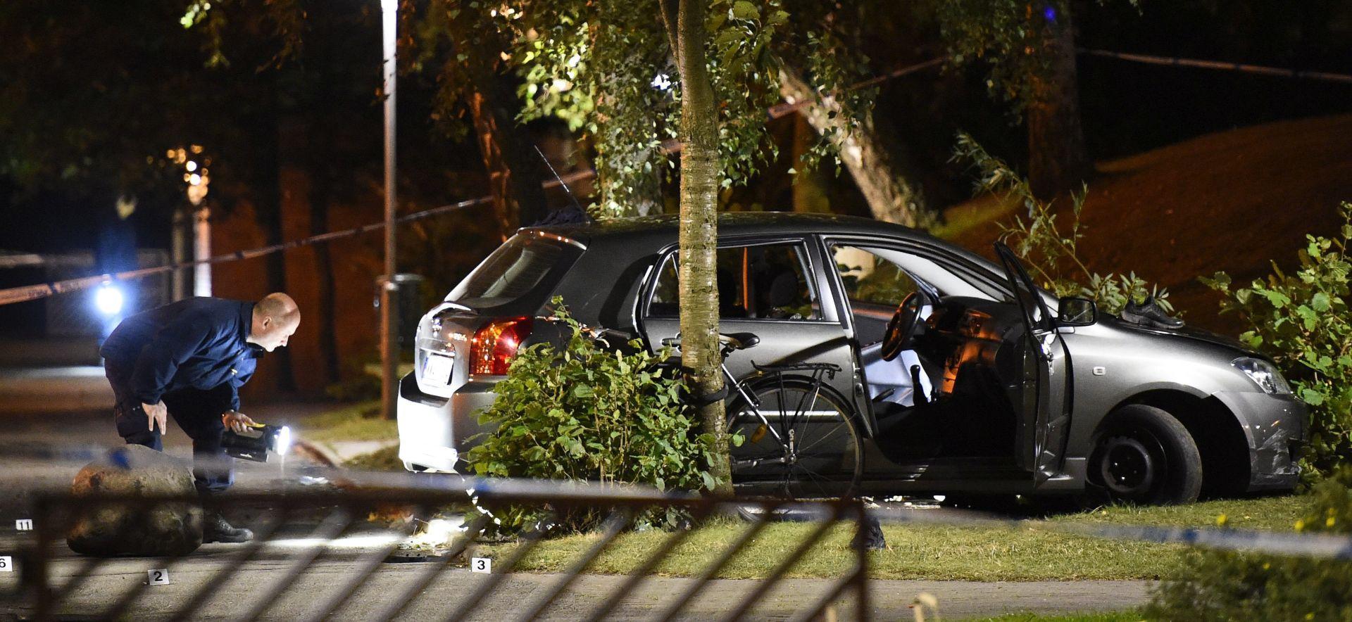Švedska: Četvorica ranjena u pucnjavi u Malmeu