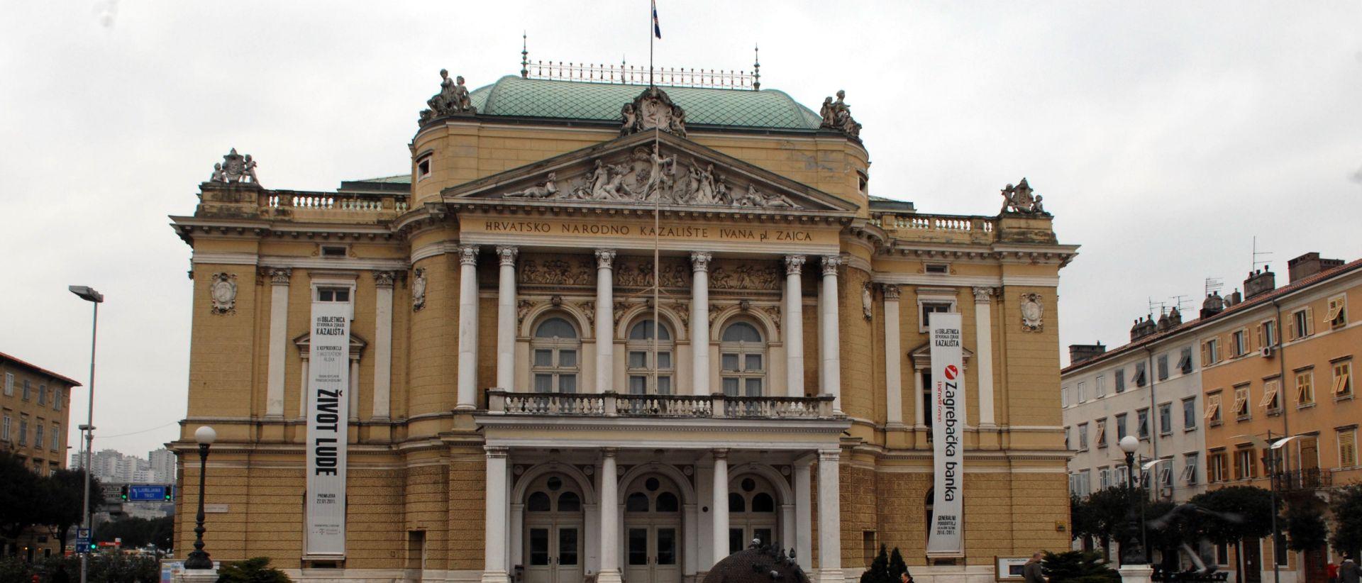 """""""Predsjednice"""" premijerno u riječkom HNK Ivana pl. Zajca"""