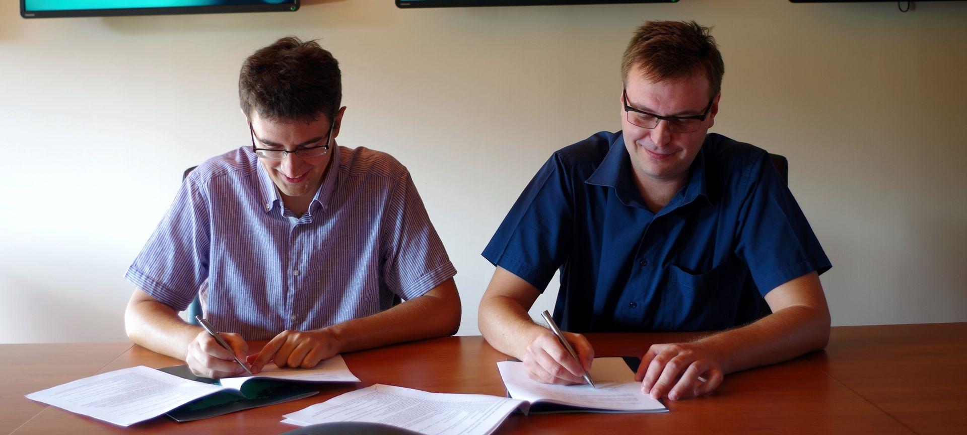 ABBA d.o.o. i GAUSS d.o.o. potpisali Ugovor o poslovno-tehničkoj suradnji