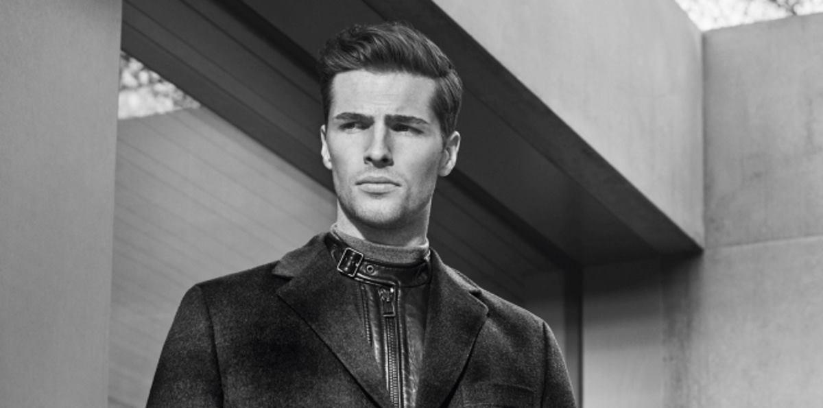 FOTO: Nova JOOP! kolekcija za muškarce kombinacija je poslovnog i casual stila