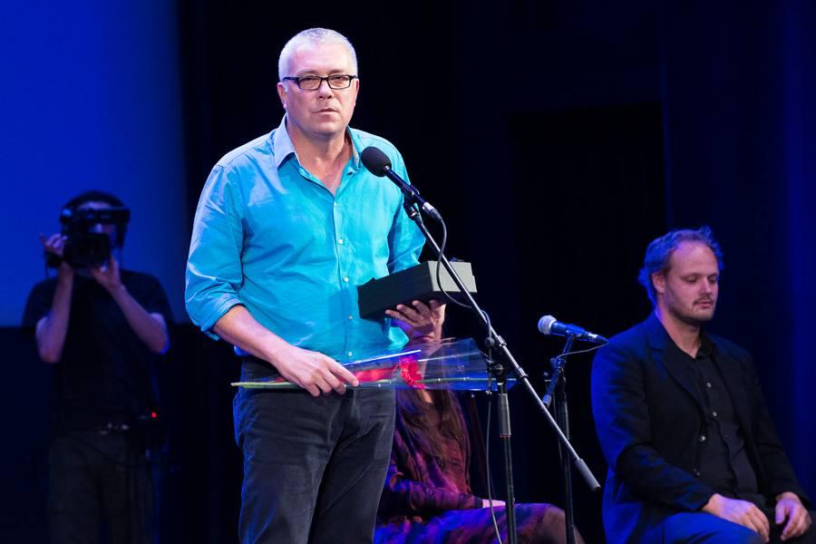 Nagradu za najbolju koprodukciju preuzeo je Jani Sever, slovenski koproducent filma