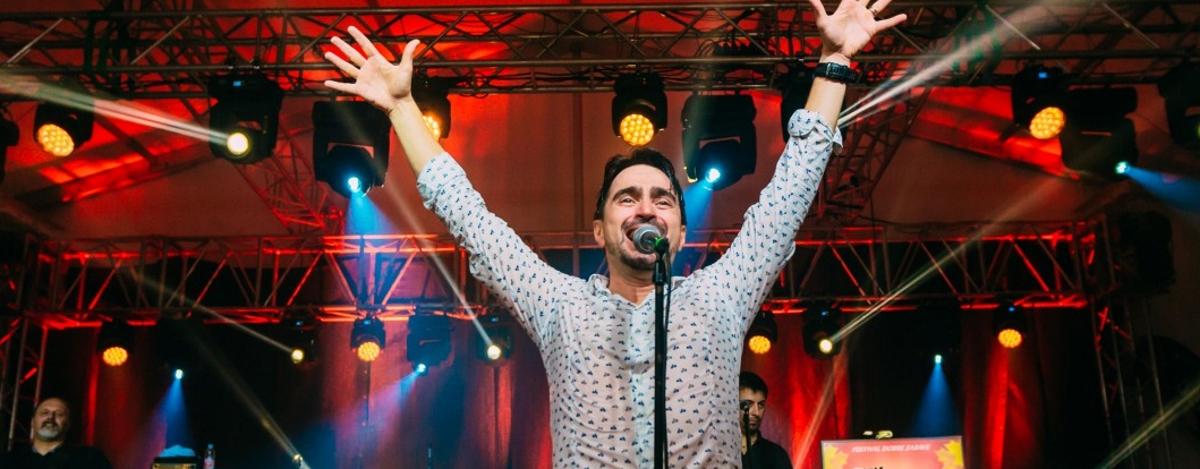FOTO: Brojni poznati oduševljeni koncertima pjevača na otvorenju Rujanfesta