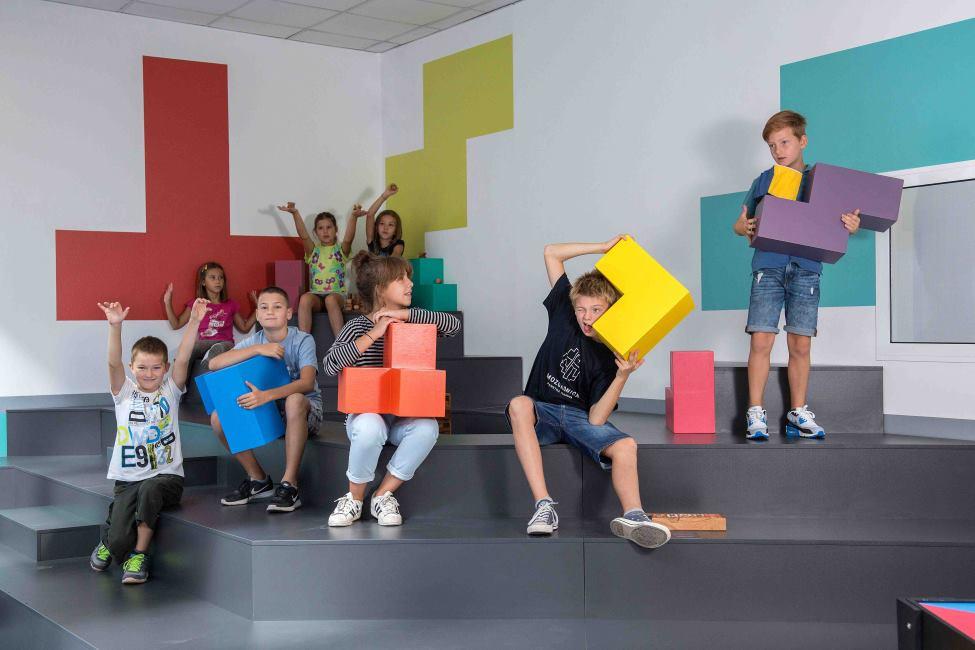 Važno je da mladi uče te se uz učenje i dobro zabavljaju, jer učenje je zabavno