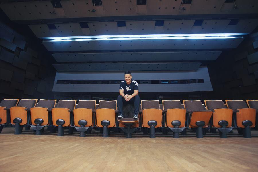 Marija Šerifović u Koncertnoj Dvorani Lisinski