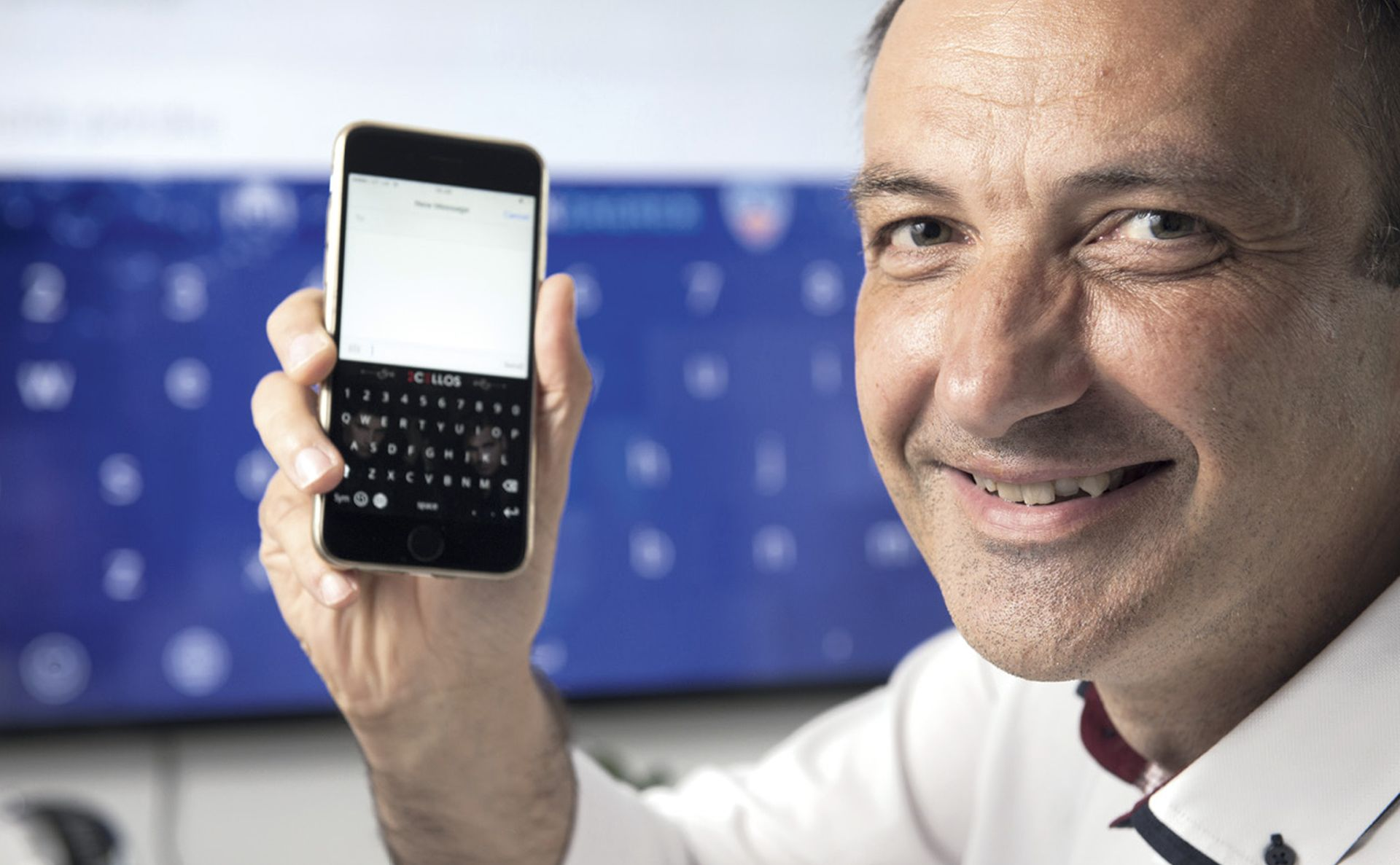 Izzy – brzo tipkanje na pametnom telefonu koriste klubovi i stranke