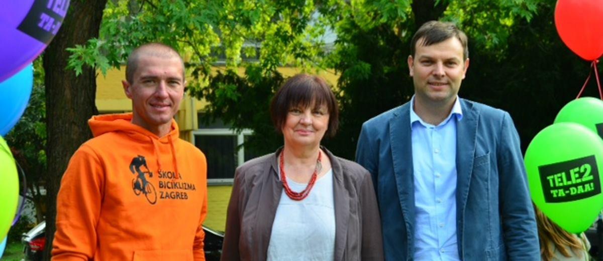 Donacija djelatnika tvrtke Tele2 zagrebačkom Centru za autizam