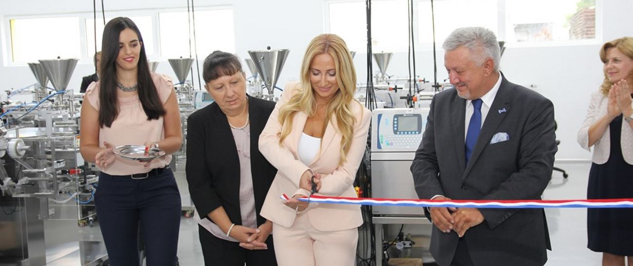 Svečano otvorena nova tvornica i laboratorij tvrtke Elda