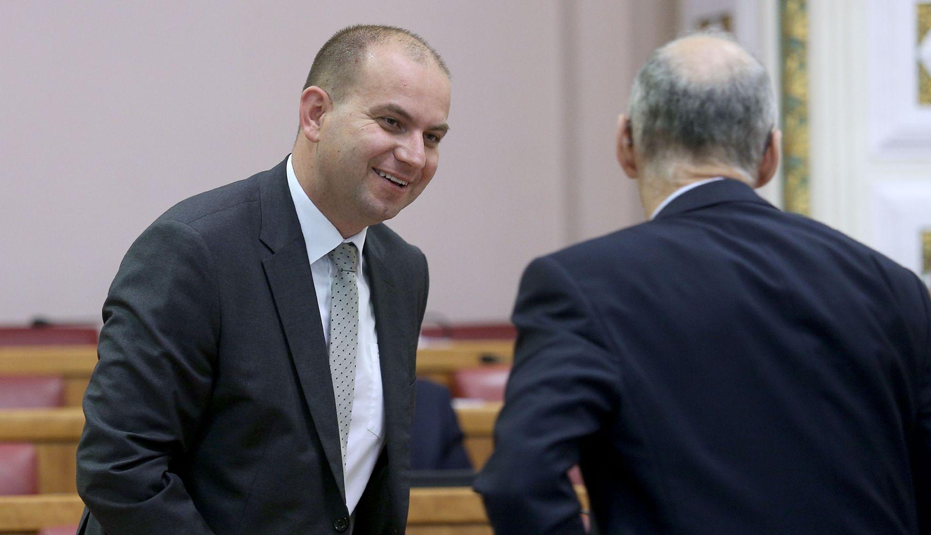 Šimić: Ako pregovori budu išli dobrim tijekom, imat ćemo vladu HDZ-a i Mosta