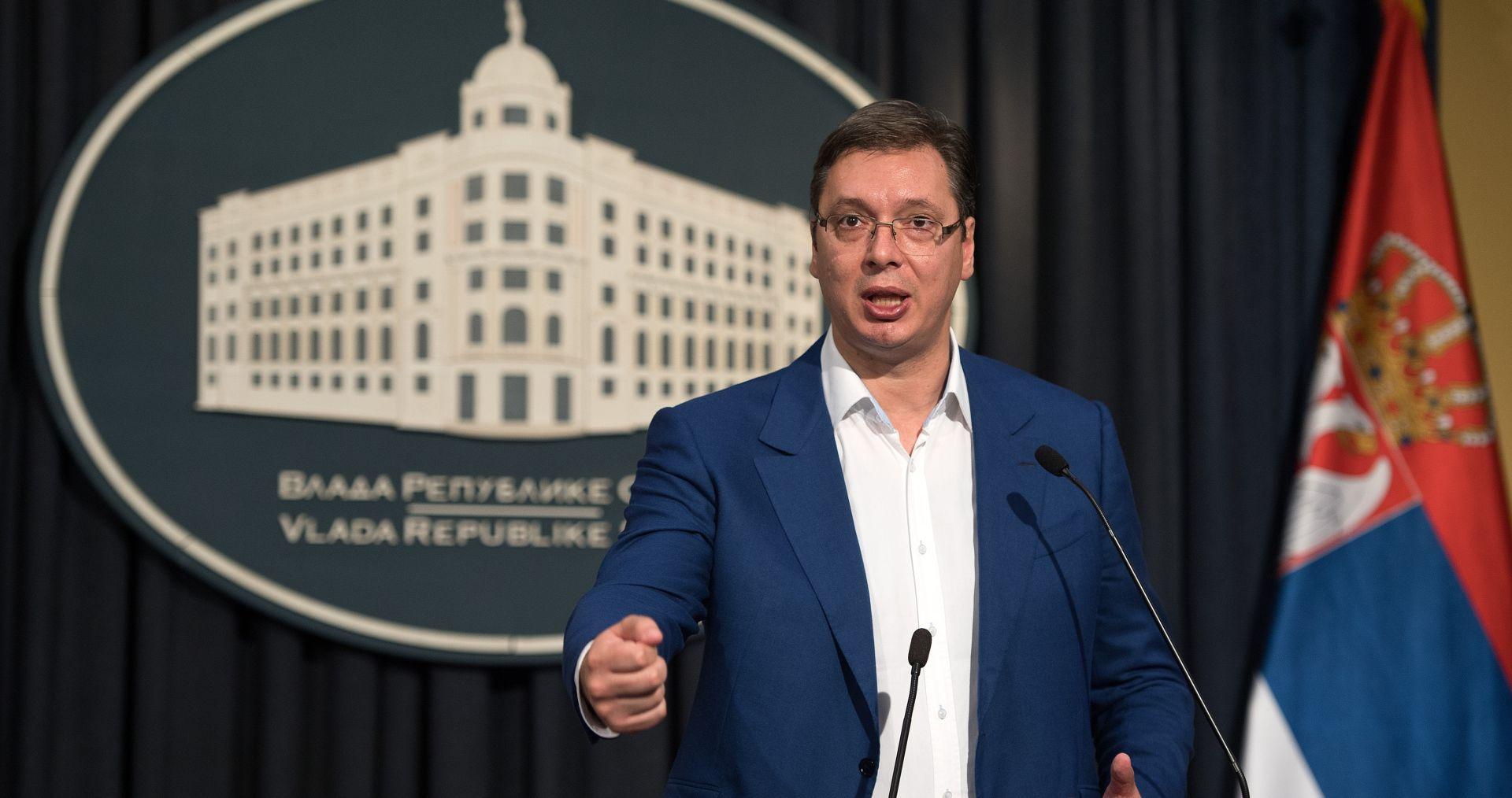 Srbijanski premijer se boji jedino nestabilnosti Balkana