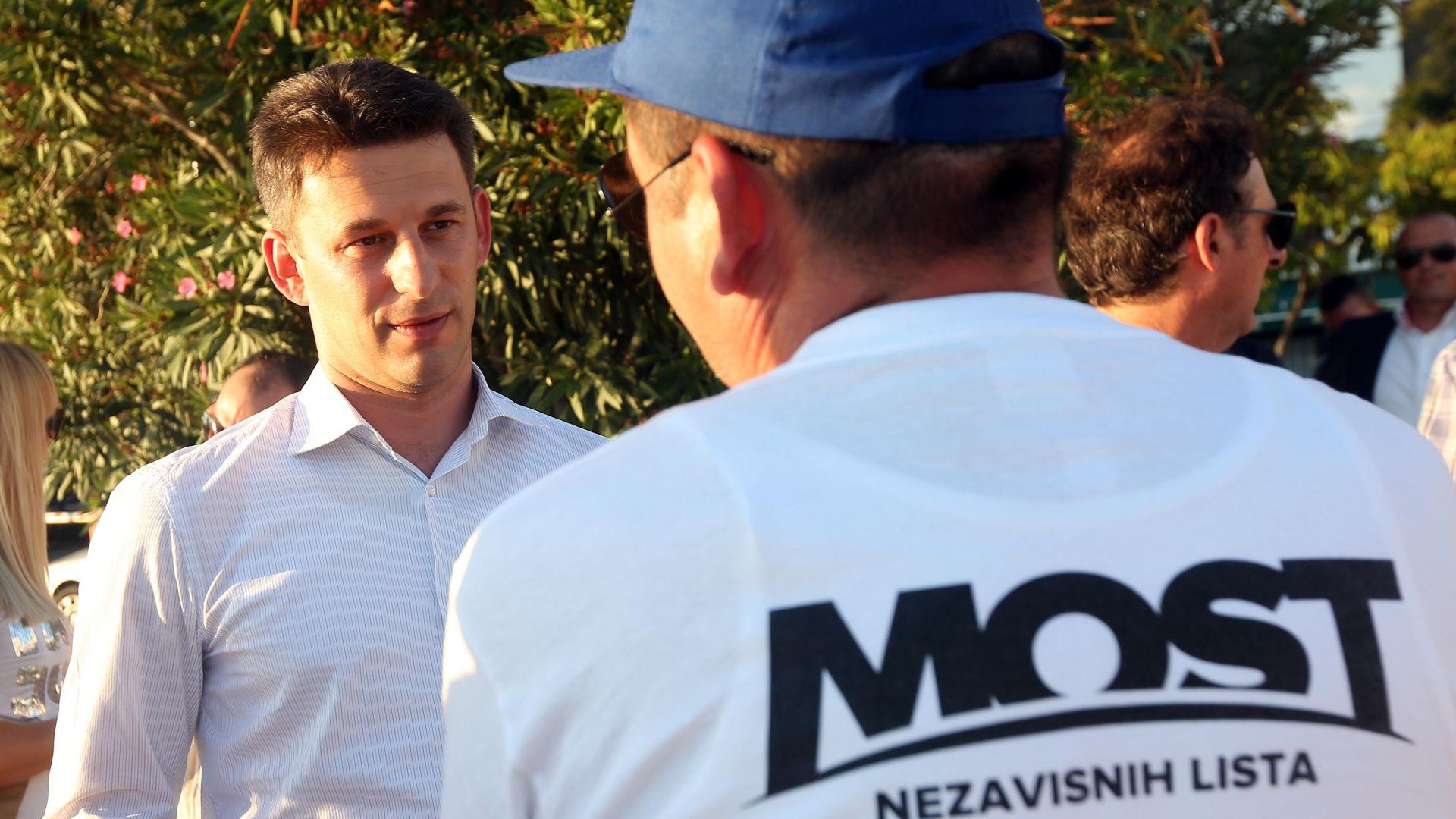 PETROV 'Sutra dajemo ponudu koju će HDZ i SDP sigurno odbiti'