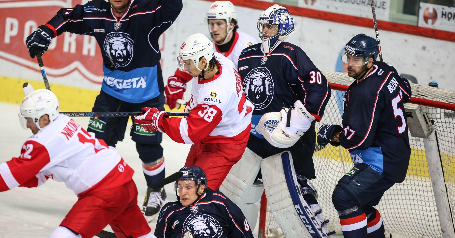 KHL: DRUGI UZASTOPNI PORAZ Spartak slavio u Domu sportova