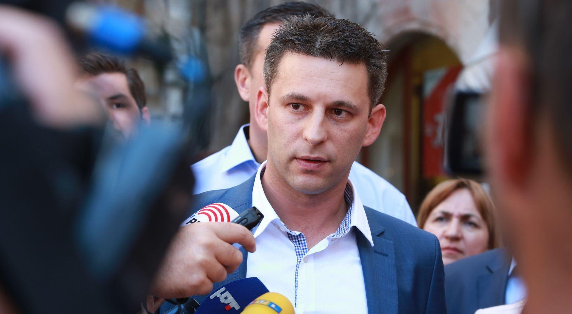 Petrov: Jamstva koja traži Most od HDZ-a i SDP-a su realna
