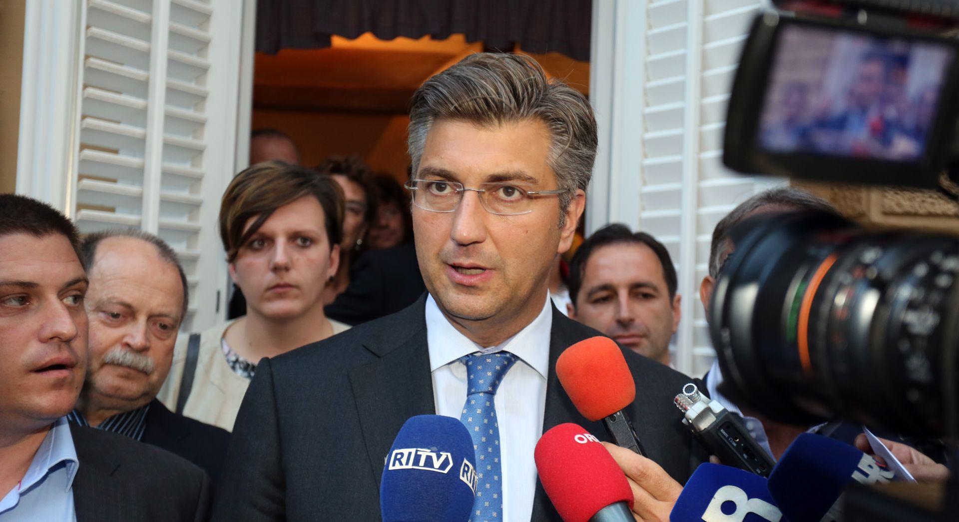 Plenković na čelu izslanstva EP-a u Ukrajini