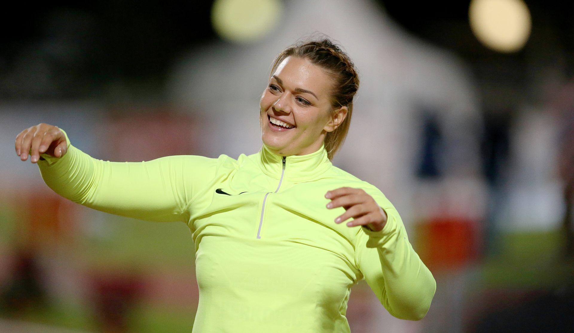 Sandra Perković nominirana za europsku atletičarku godine