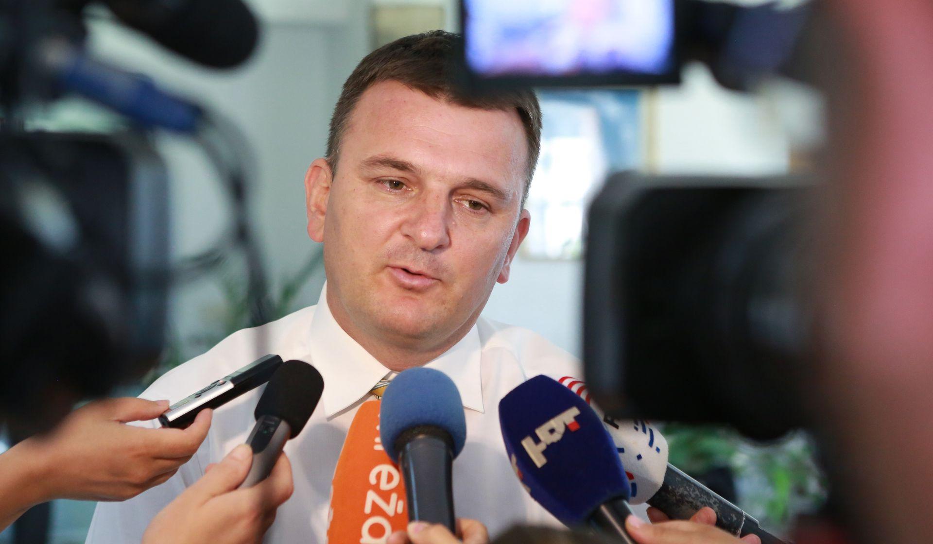 Škorić (HDZ): Jasna nam je poruka Torcide i znamo što nam je činiti