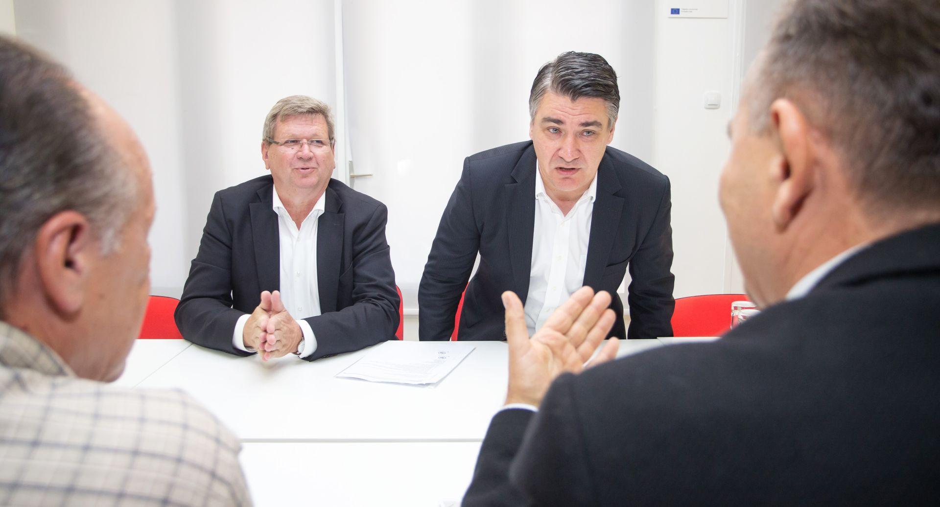 Milanović: HDZ isti kao i u doba Karamarka