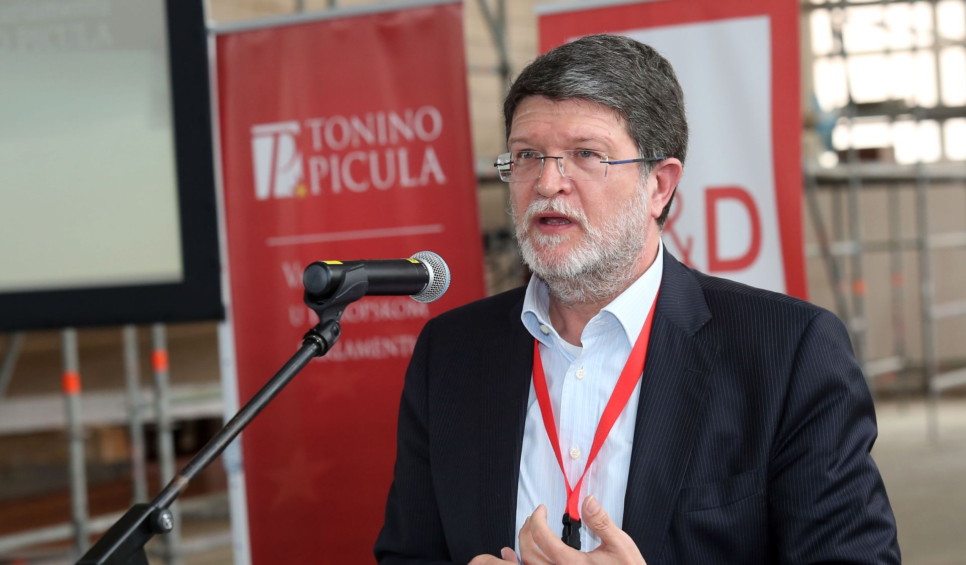 Tonino Picula pojasnio kako SDP misli voditi iz Bruxellesa