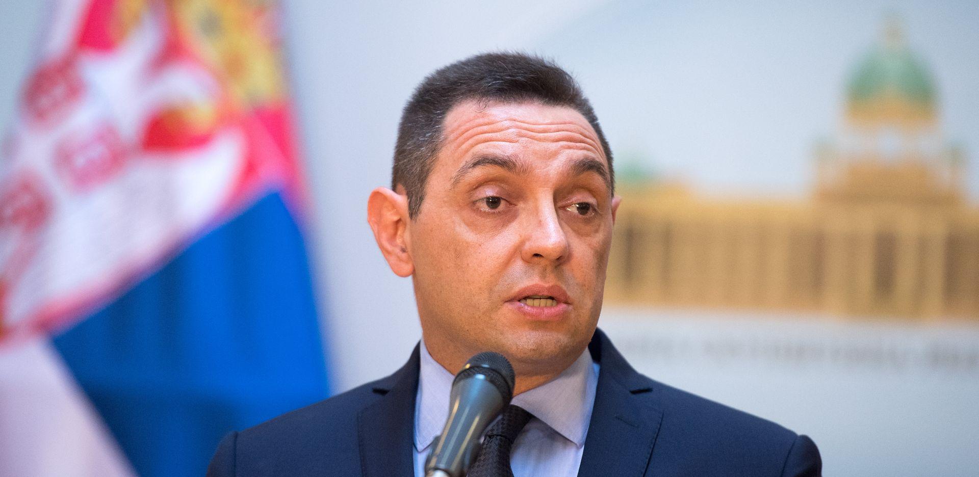 """Vulin očekuje da Hrvatska nakon izbora bude """"nalik Srbiji"""""""