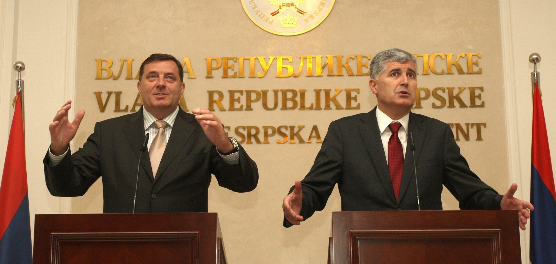 BiH: U RS šutnja uoči referenduma, napetosti rastu