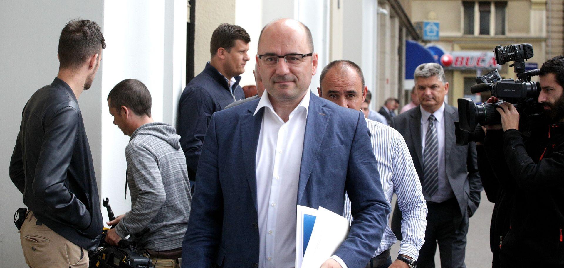 """MILIJAN BRKIĆ """"HDZ je pokazao da je najjača stranka i da će preuzeti upravljanje državom zajedno s partnerima"""""""