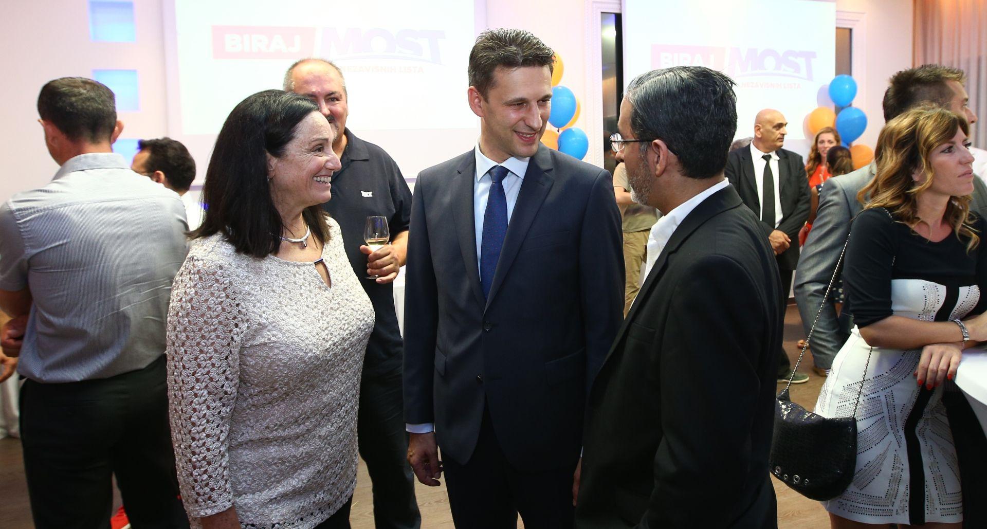 UŽIVO Kreće MOST-ov rok od pet dana: Plenković: Velika koalicija nije opcija, ali neka Milanović prvo čestita