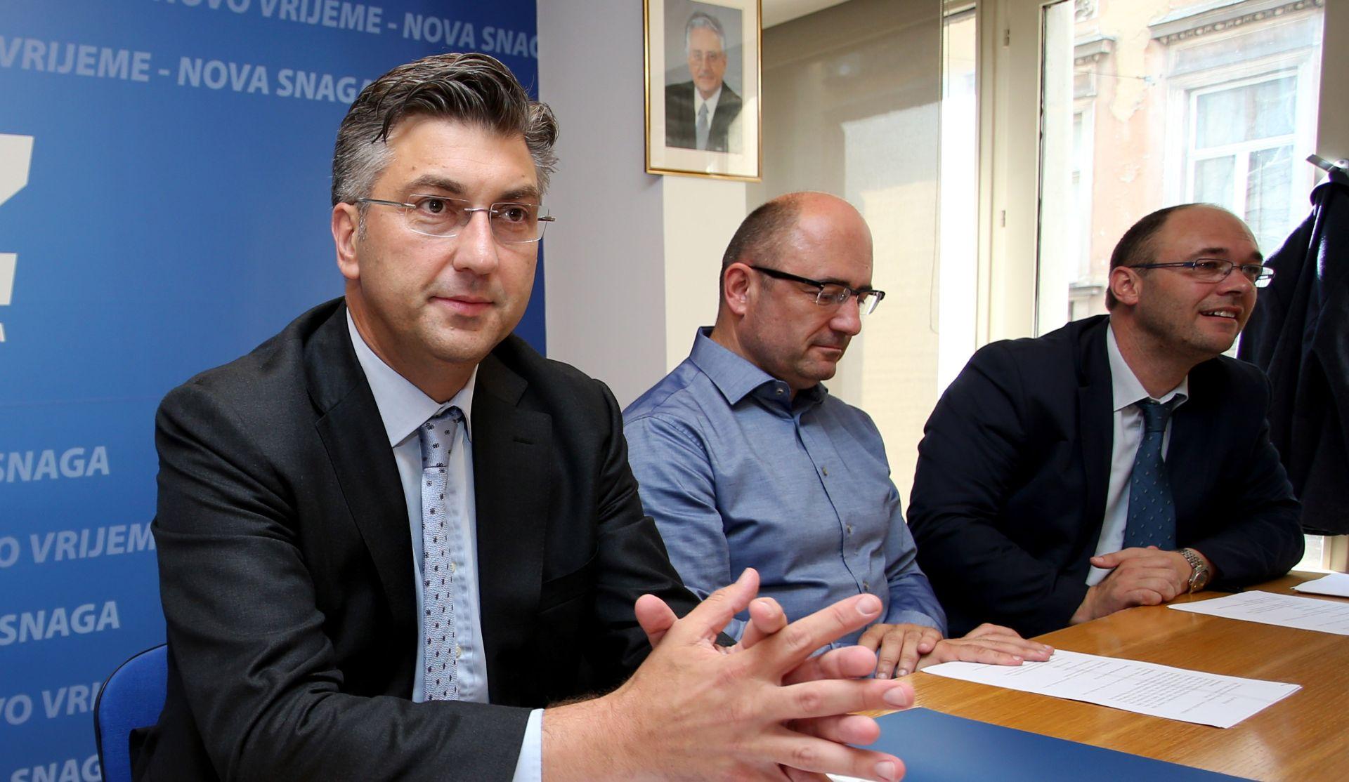 Za troškove kampanje 20,4 milijuna kuna, trećina HDZ-u