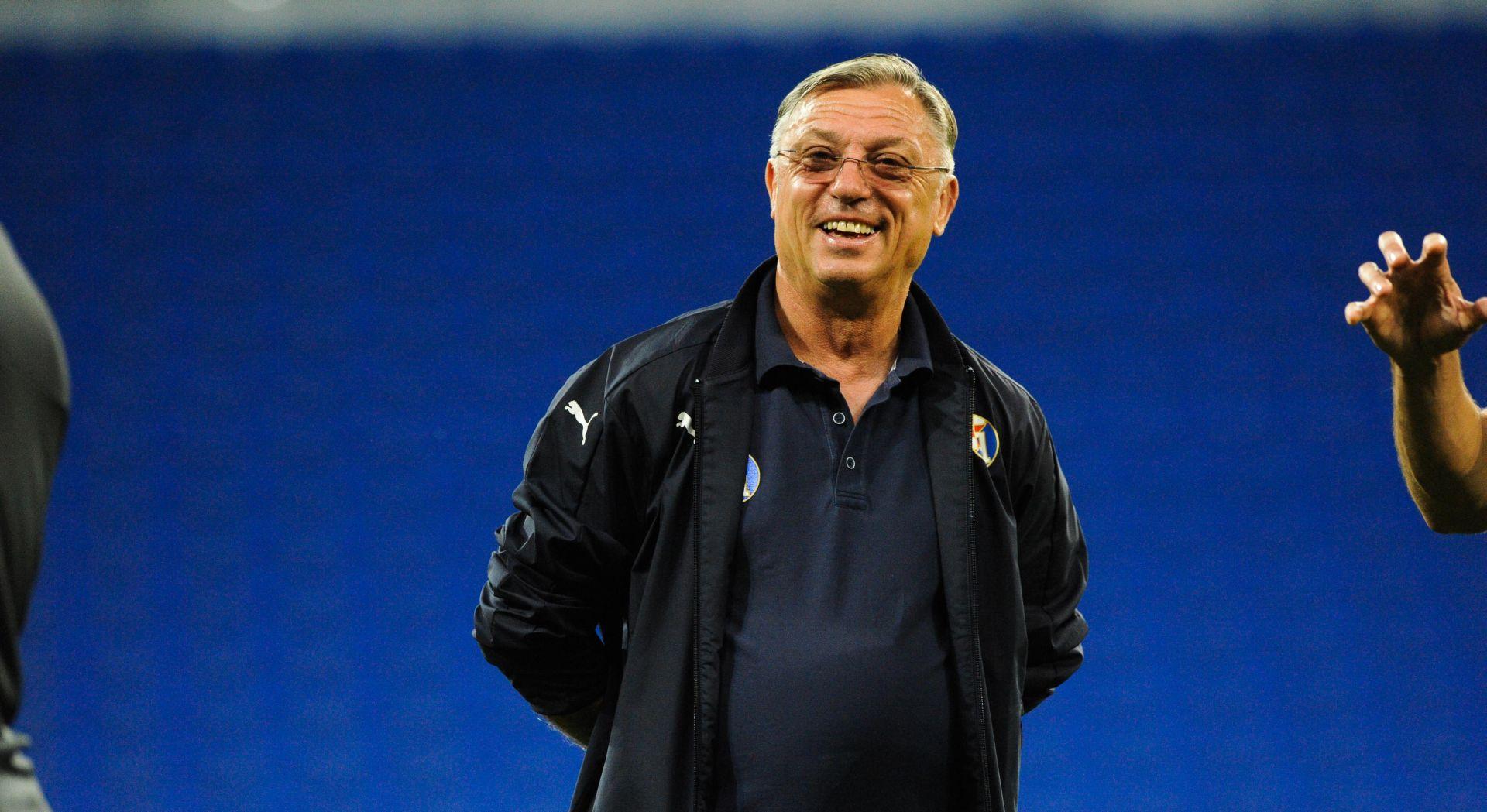 """KRANJČAR NAKON PORAZA """"Vidjeli smo koliko vrijedimo i koliko možemo, bit će bolje s Juventusom"""""""