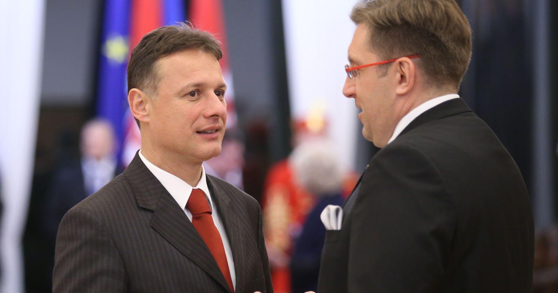 Jandroković: HDZ-ov strateški partner je Most i toga se držimo