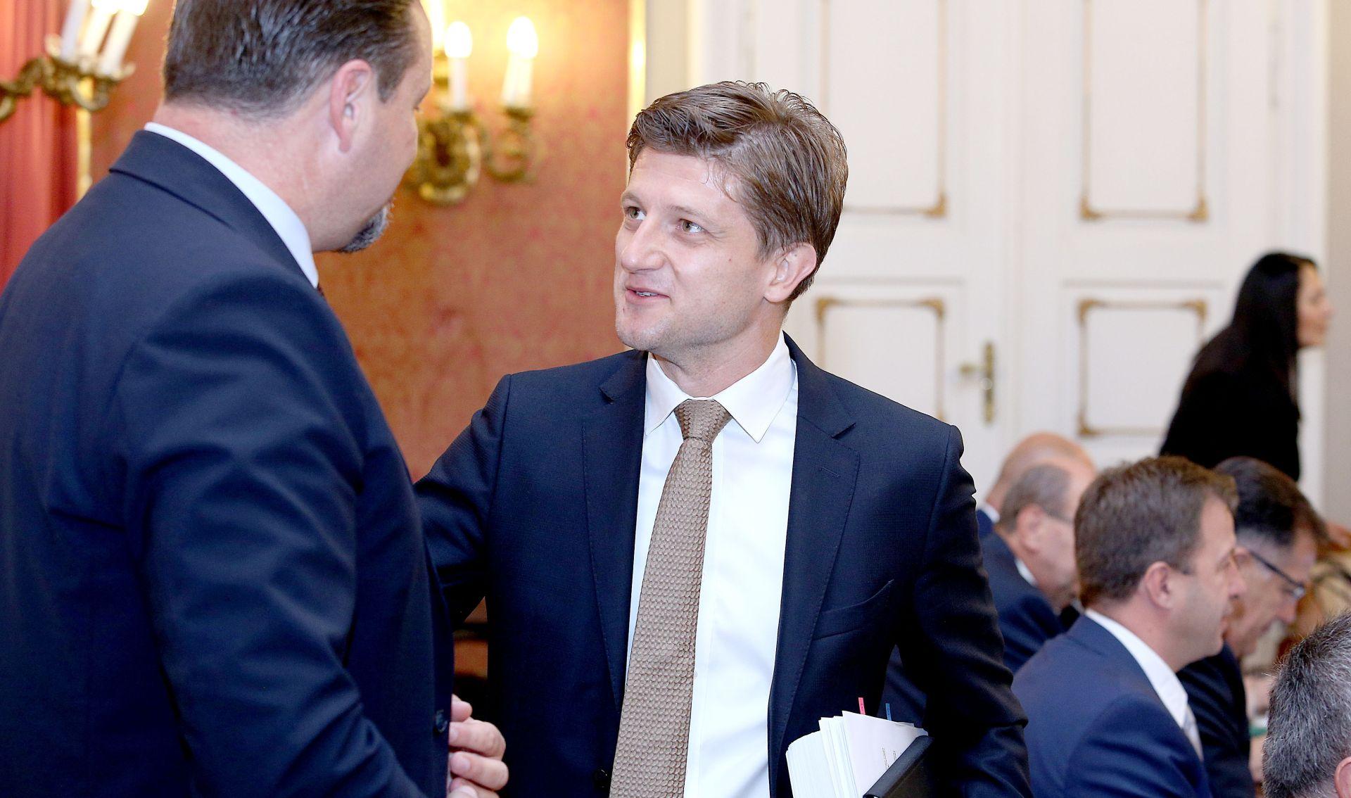 """ZDRAVKO MARIĆ """"Vjerujem da će se postići dogovor HDZ-a i Mosta"""""""