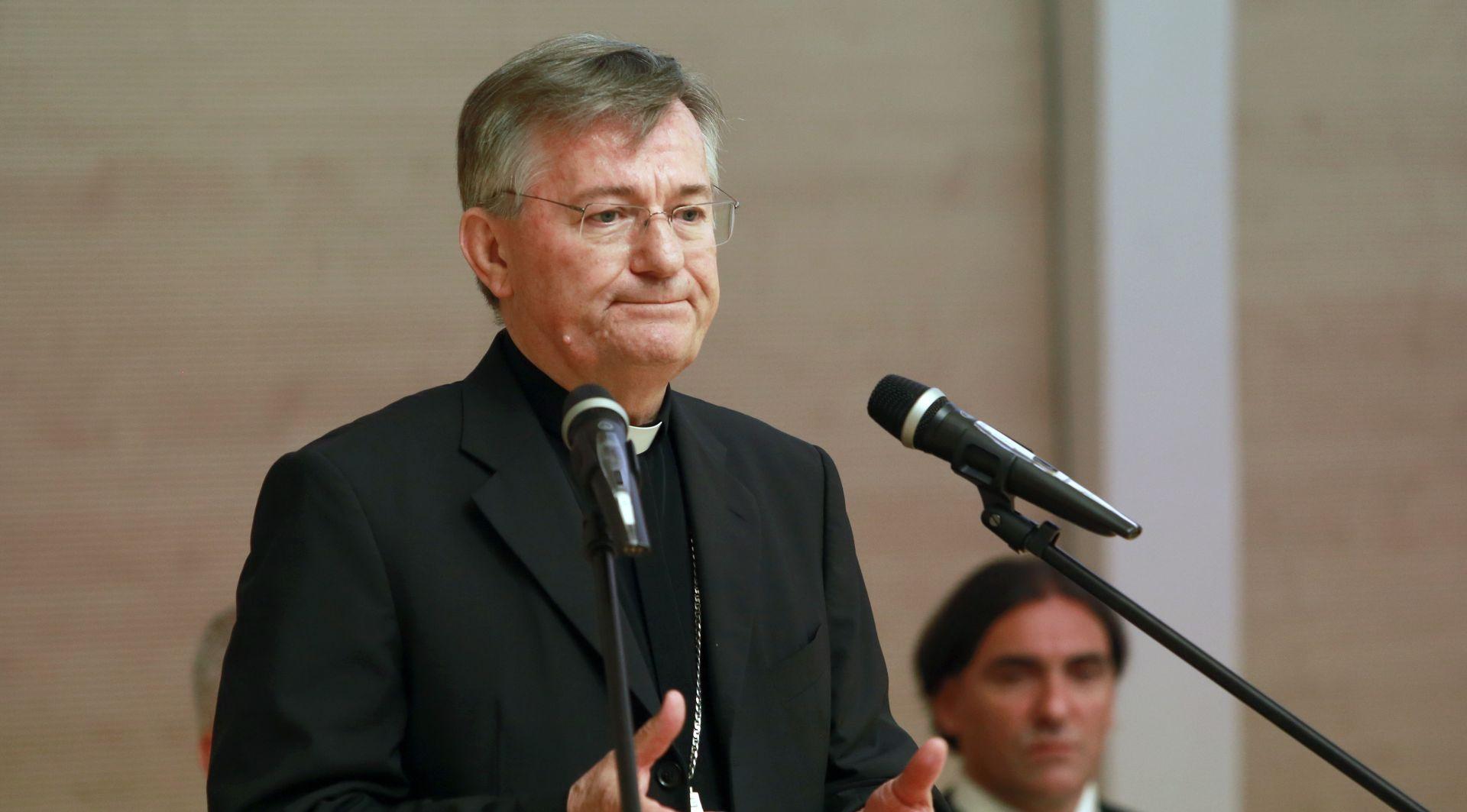 Nadbiskup Barišić: O izlasku na izbore ovisi budućnost hrvatskog društva
