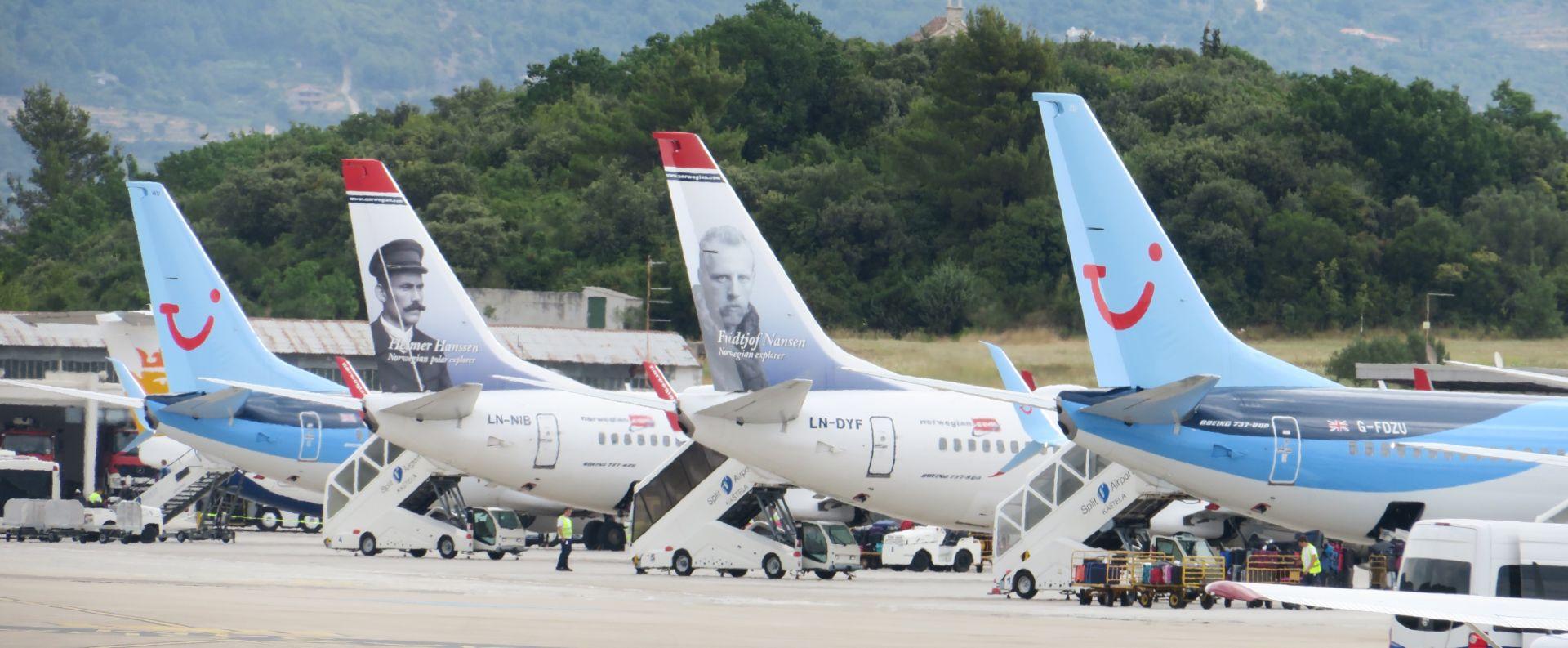 HGK: Hrvatski aerodromi bilježe najviše putnika u povijesti