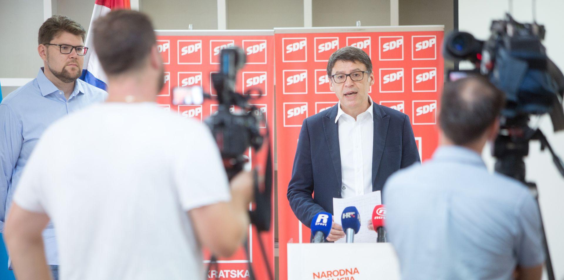 Jovanović: Nismo zadovoljni rezultatom u 8. izbornoj jedinici, ali to nije katastrofalno loše