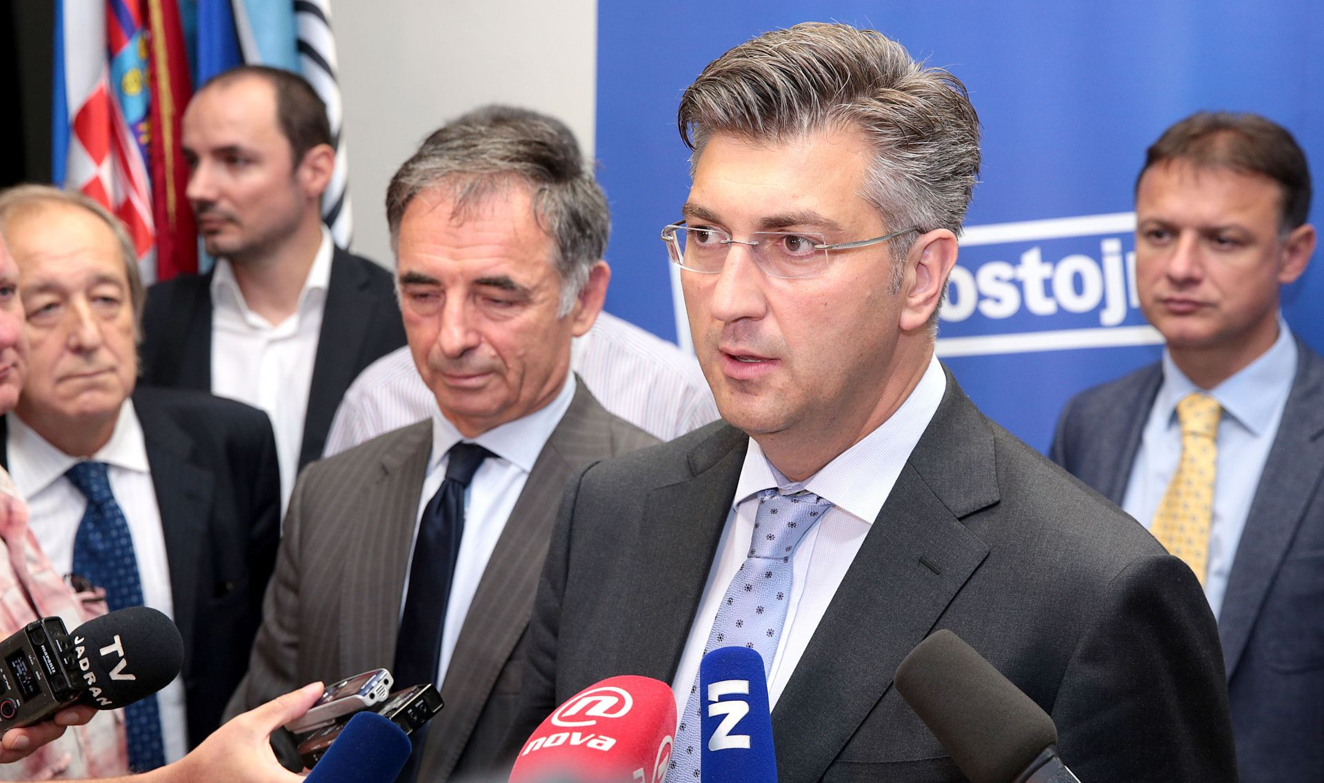 """PUPOVAC """"Imam povjerenja u Andreja Plenkovića"""""""