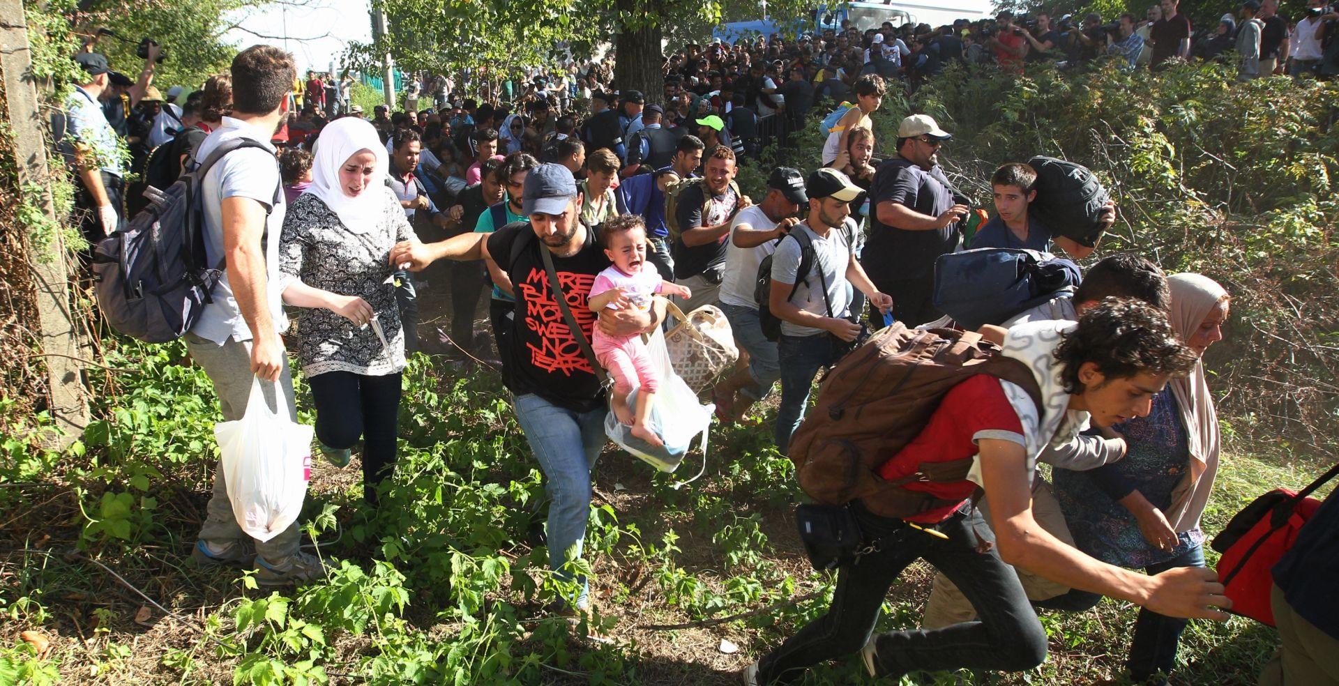 Migrant nožem napao mladića u selu Vašica kod Šida