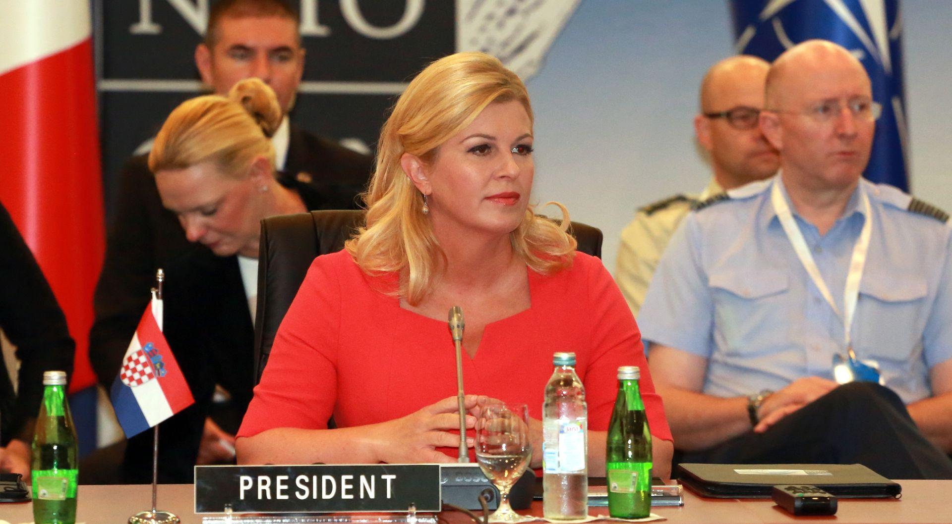 SPLIT Održana sjednica Vijeća za nacionalnu sigurnost