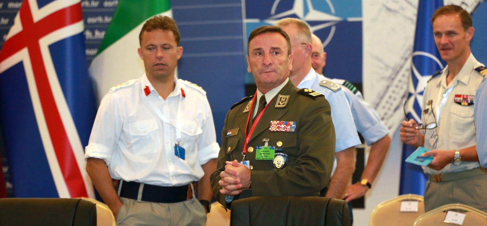 Šundov: Terorističke prijetnje u središtu rasprava Vojnog odbora NATO-a