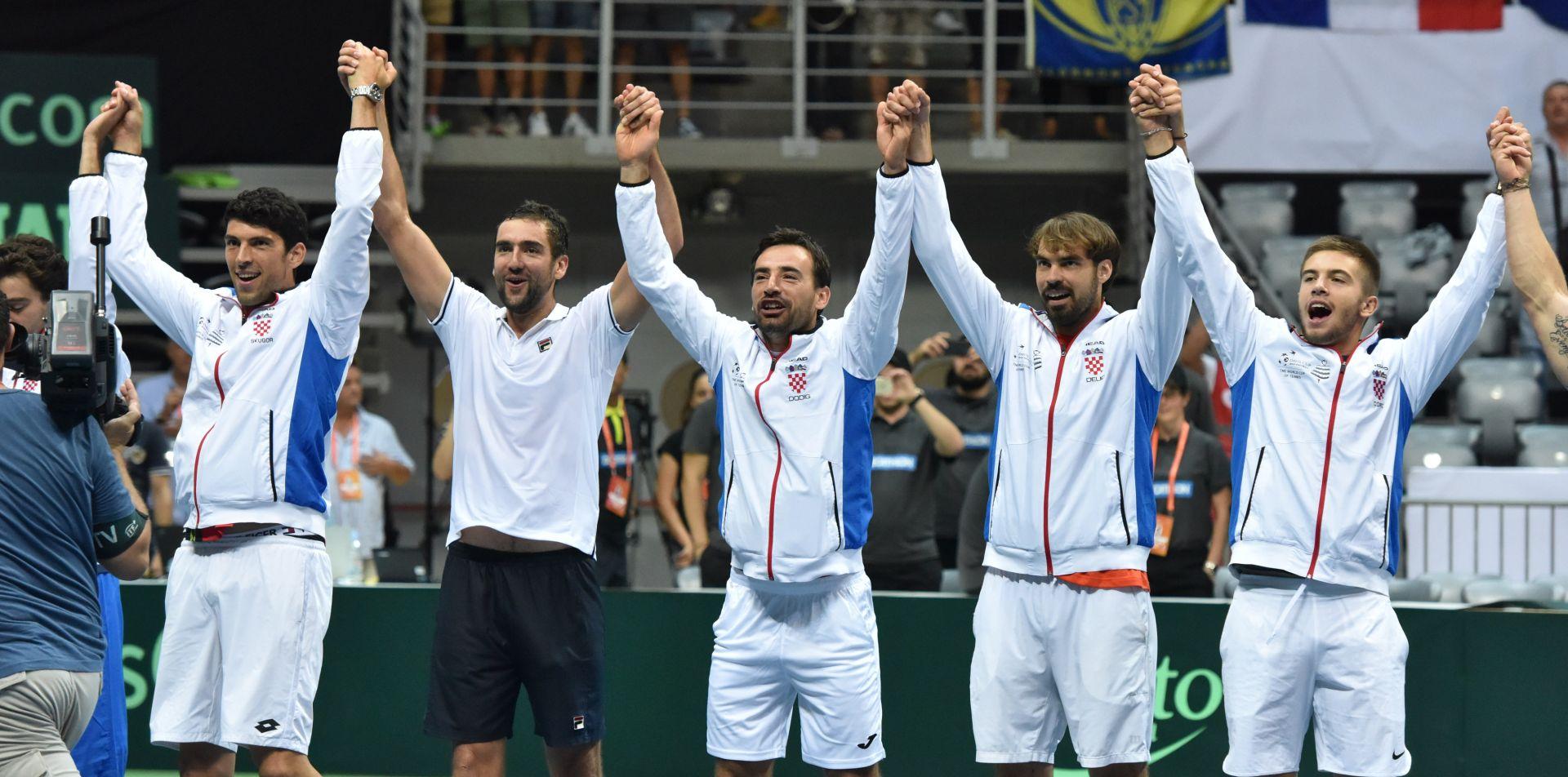 DAVIS CUP Hrvatska u finalu domaćin Argentini