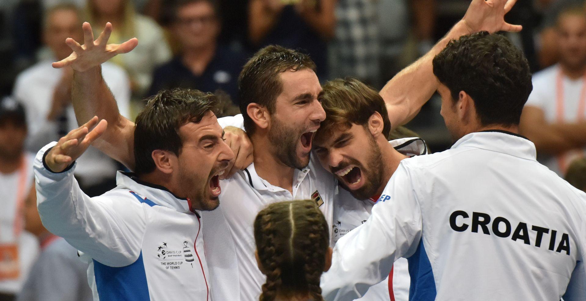 MARIN ČILIĆ 'Ovo je pobjeda momčadi, svi su dali doprinos'