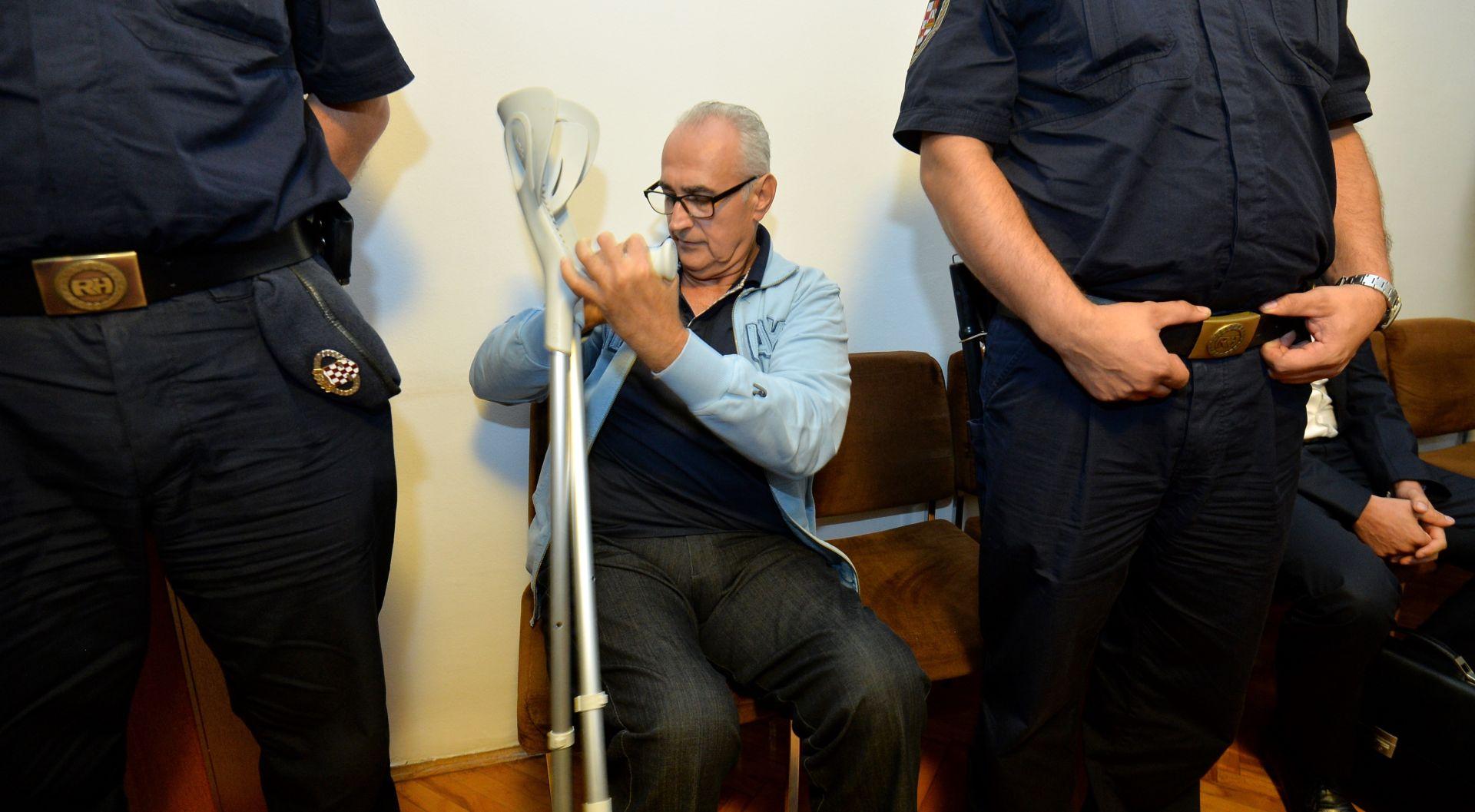 Štetić tvrdi da Klemmu nije davao novac izvučen iz njegove zaštitarske tvrtke