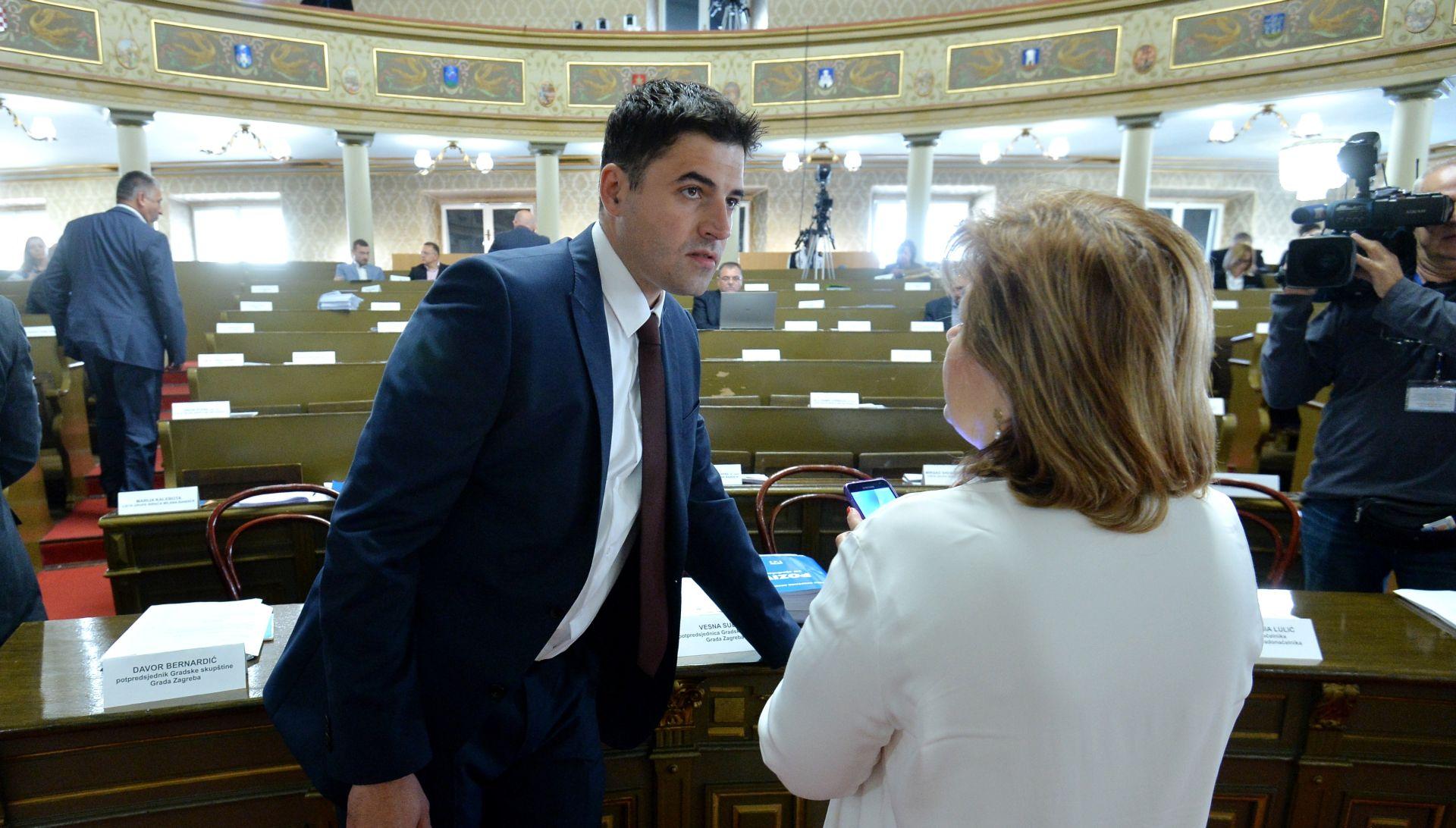 Bernardić: Odluka o kandidaturi za predsjednika SDP-a nakon objave unutarstranačkih izbora