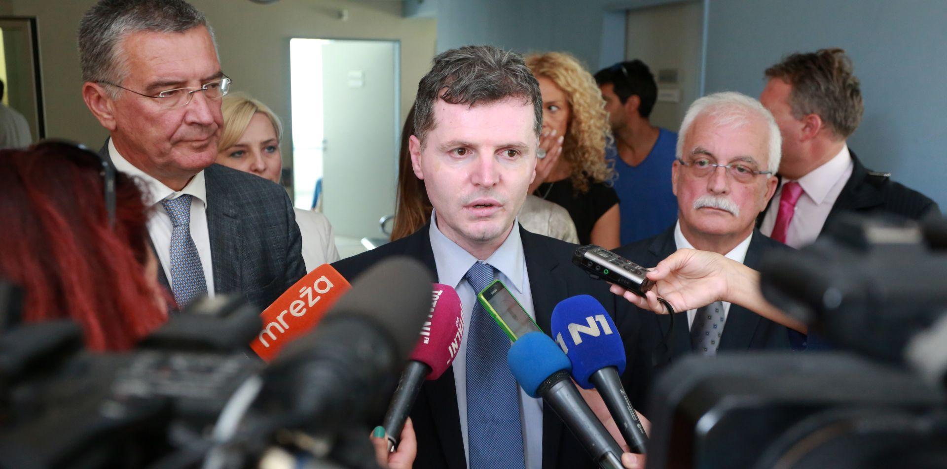 """Ministarstvo zdravlja: Iz EU programa """"Konkurentnost i kohezija"""" povučeno više od 90 posto novca"""