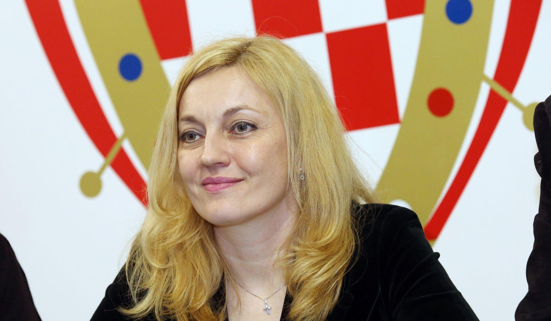 """MARIJANA PETIR """"Beljak želi onemogućiti moju kandidaturu za predsjednicu HSS-a, uništio je ugled stranke"""""""