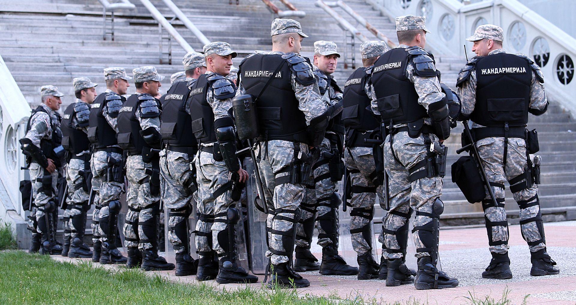 SRBIJANSKI MEDIJI U Beogradu uhićen 'hrvatski špijun'