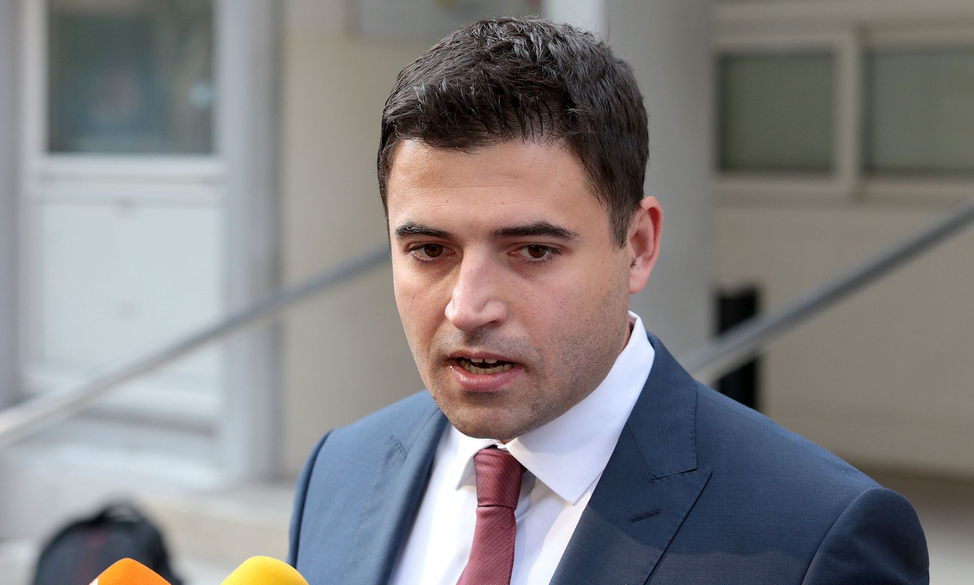 Davor Bernardić predao kandidaturu za predsjednika SDP-a