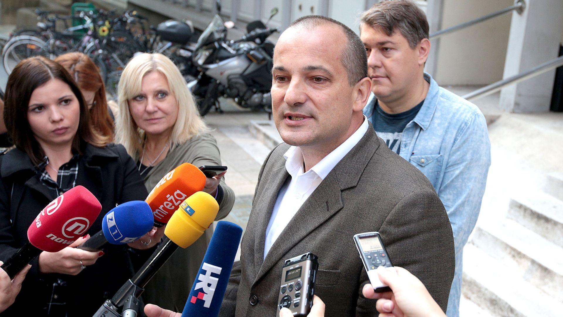 Orsat Miljenić predao kandidaturu za predsjednika SDP-a i najavio obilazak terena